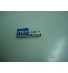 Tiras reactivas de acetona INTERACETONA 20 tiras
