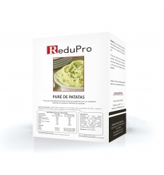 ReduPro Pure de Patata, caja de 7 sobres