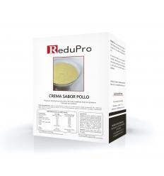 ReduPro SOPA Cremosa de Pollo, caja 7 sobres