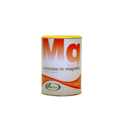 Magnesio en carbonato en polvo
