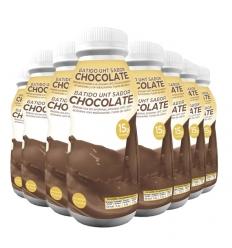 ReduPro Botellin de Bebida de Cacao PACK CON 8 UNIDADES
