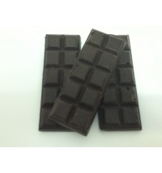ReduPro Chocolate negro crunch en TABLETAS pack de 1 ración: 3 tabletas.