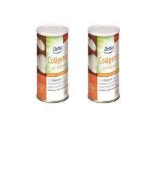 DUPLO Colageno con Magnecio vit C y D, Dietisa, envase de 350 grs,