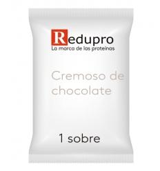 ReduPro CREMOSO de CHOCOLATE, 1 SOBRE. Tambien Mousse o Bebida.
