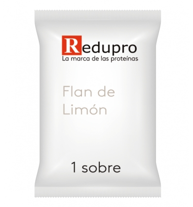 ReduPro Flan limon, 1 sobre