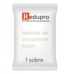 ReduPro Bebida de Chocolate Suizo, 1 sobre