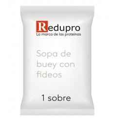 ReduPro Sopa de Buey con fideos. 1 sobre