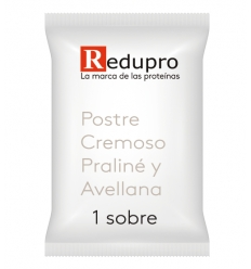 ReduPro Postre Cremoso de Praliné Avellana, 1 sobre