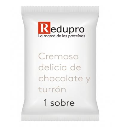 ReduPro Cremoso Delicia de Chocolate y Turron, 1 sobre