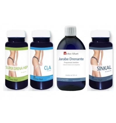 Reduc-Siluet Tratamiento Obesidad Generalizada Celulitis Dura.