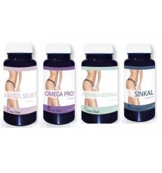 Reduc-Siluet Tratamiento Obesidad periferica, baja o pera, con o sin varices + SINKAL