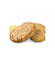 ReduPro Hamburguesa de pollo con QUESO proteinada. 1 unidad