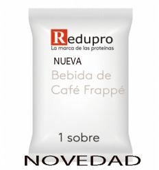 ReduPro NUEVA Bebida de Café Frappé, 1 sobre