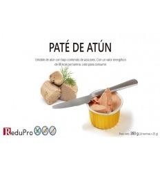 ReduPro Tarrina de Paté untable de Atún, 1 tarrina unidosis.