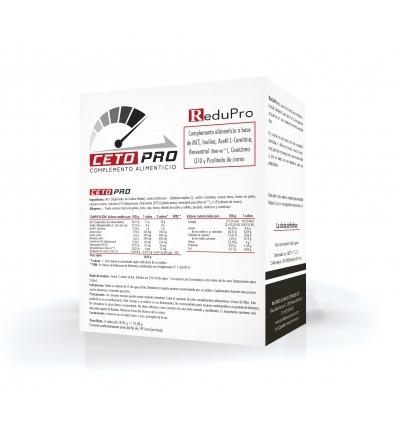 Ceto Pro caja con 4 sobres