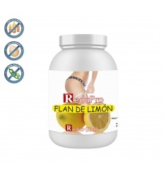 Redupro FLAN (Cremoso, Mousse o Bebida) DE LIMON, envase economico