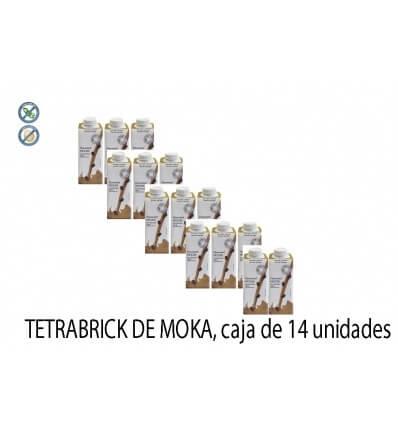 ReduPro Pack de 3 tetrabricks Cafe Moka.